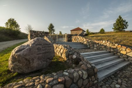 Cmentarz wojenny Bartosze